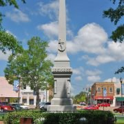 Abbeville Confederate Monument