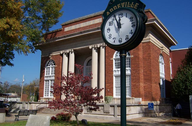 Abbeville County Courthouse