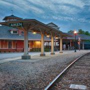 Aiken Train Depot