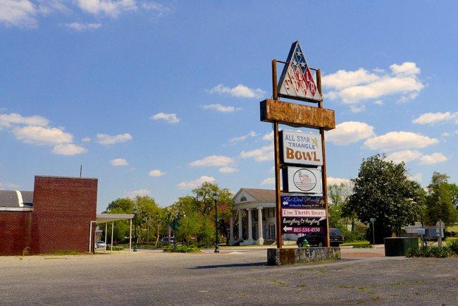 All Star Parking Lot