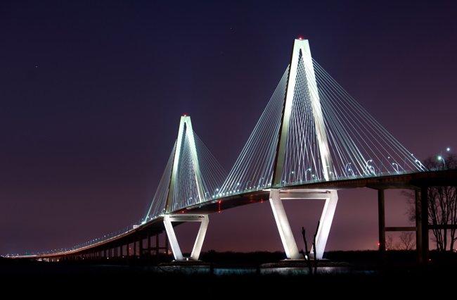 Arthur ravens Bridge Charleston
