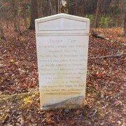 Badwell Cemetery Daddy Tom