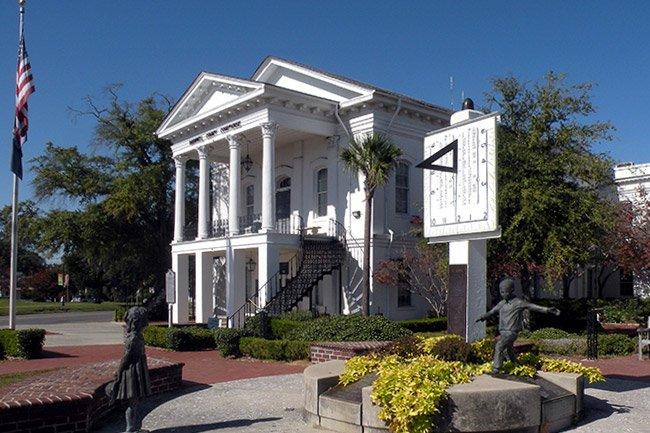 Barnwell Courthouse