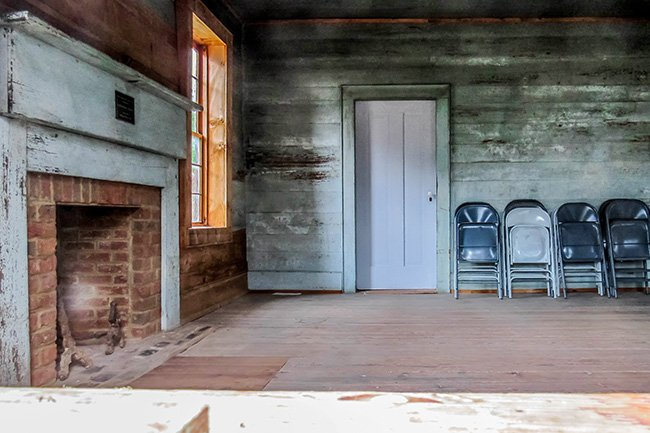 Boham House Interior Room
