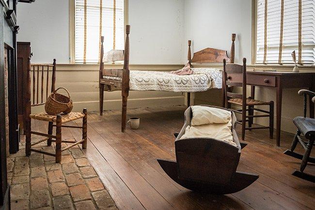 Bratton House Bedroom
