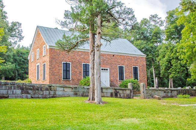 Brick Church Jenkinsville