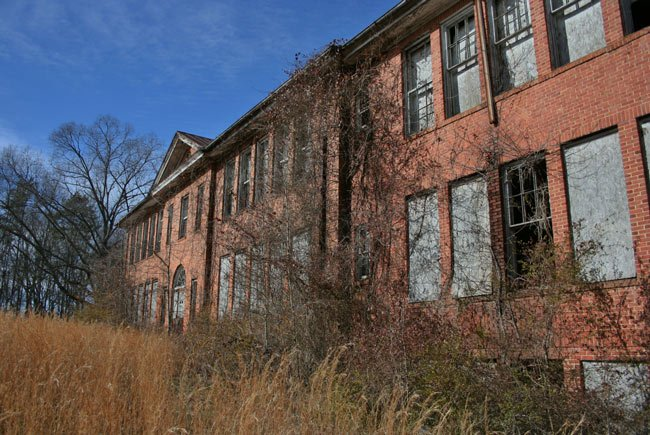 Cateechee School Pickens County