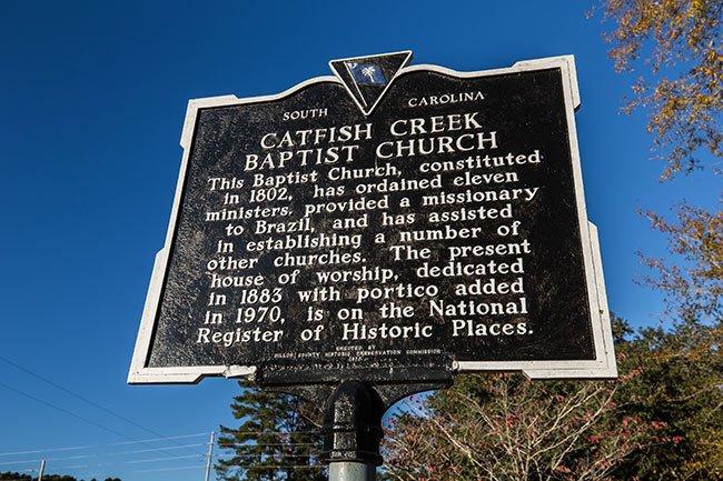 Catfish Creek Baptist Church