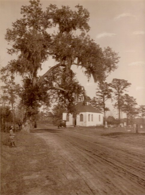 Christ Church - Old Photo
