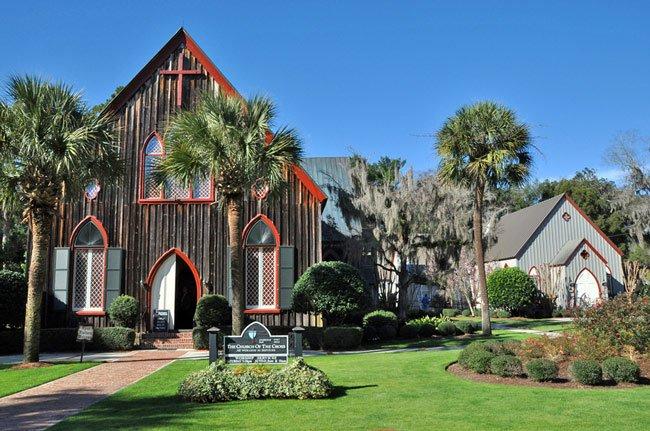 Church Cross Bluffton