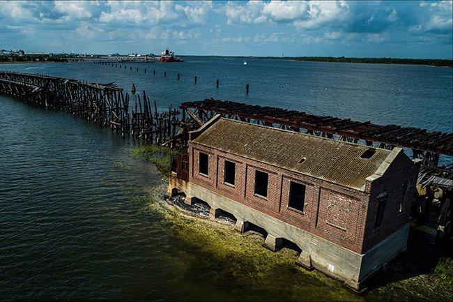 Used Cars Charleston Sc >> Charleston Coal Tipple - Charleston, South Carolina