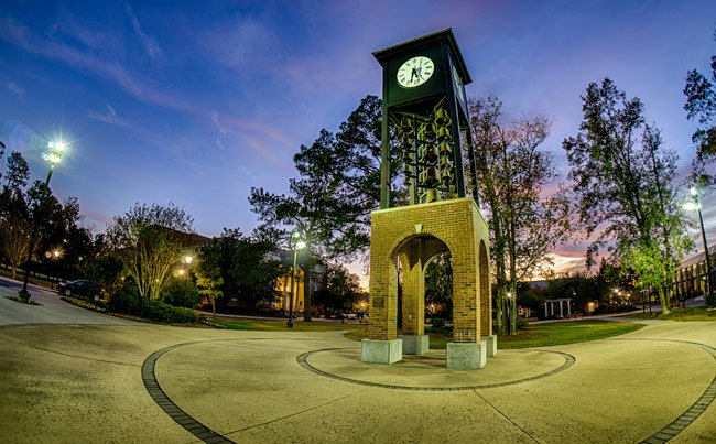 Coastal Carolina Bell Tower