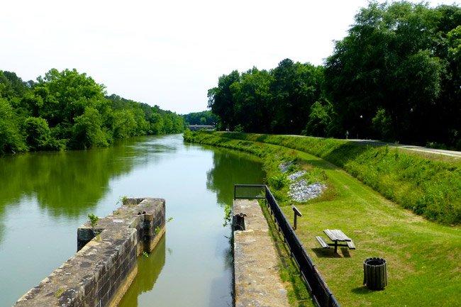 Columbia Canal Path