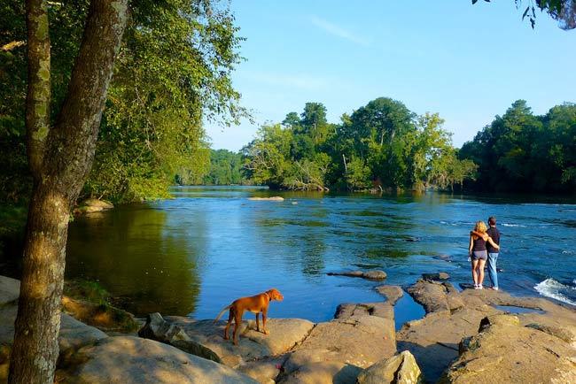 Columbia Three Rivers