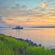 Cooper River Tugboat