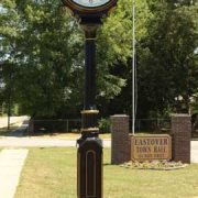 Eastover Town Clock