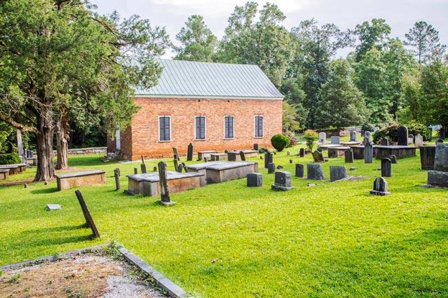 Ebenezer Church Jenkinsville