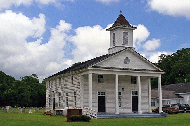 Edisto Island Baptist Church