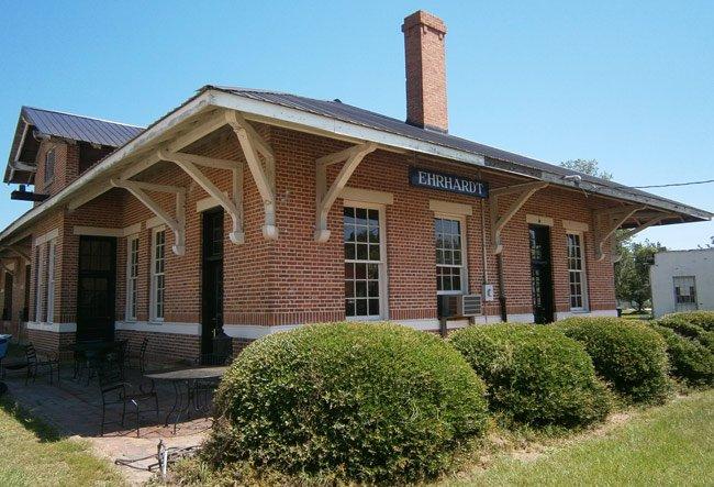 Ehrhardt Depot Side