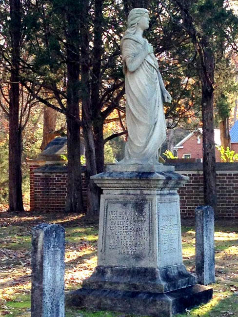 Elizabeth Jackson Memorial