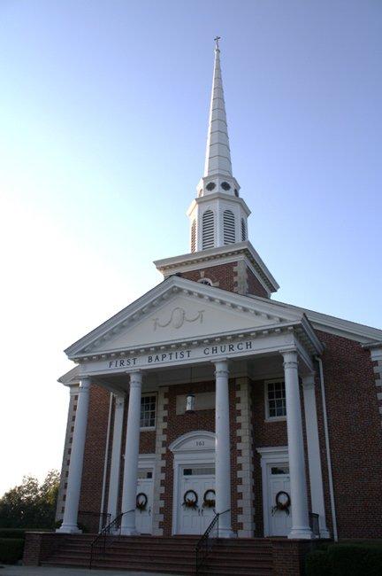 First Baptist Barnwell