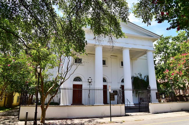 First Baptist Charleston SC