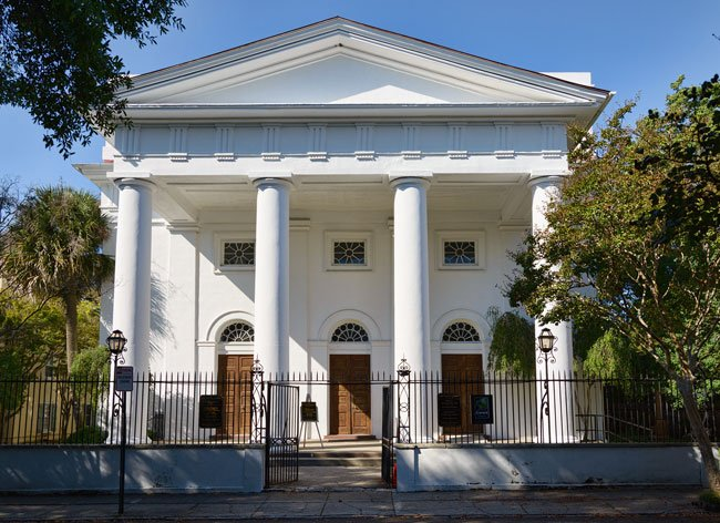 First Baptist Charleston