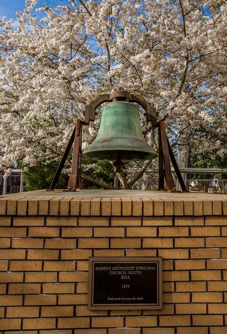 First Methodist Marion Bell