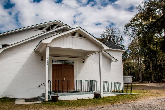 First Missionary New Building