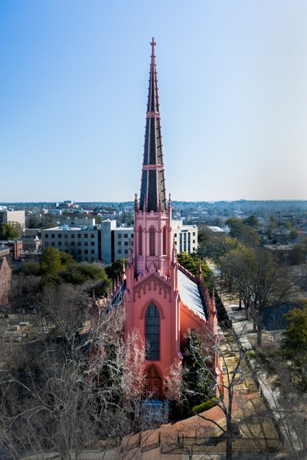 First Presbyterian Church Columbia