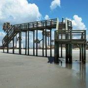 Folly Beach Sand Renourishment - Erosion Damages