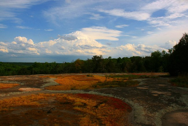 Forty Acre Rock