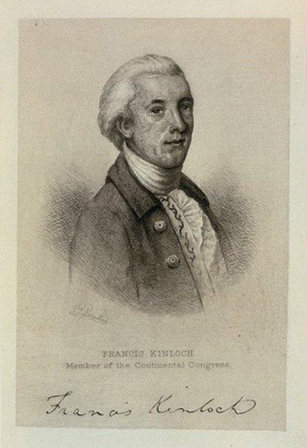 Francis Kinloch