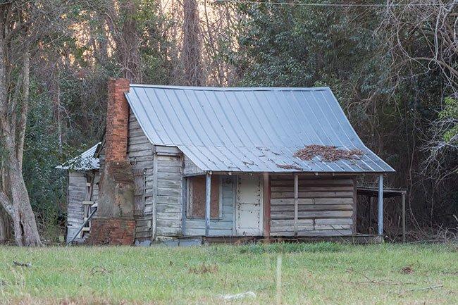 Holliday Farms Tenant Cabin