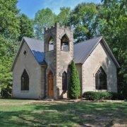 Glenn Springs Presbyterian Restored