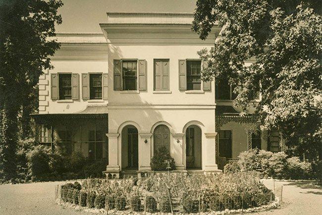 Governor's Mansion 1939