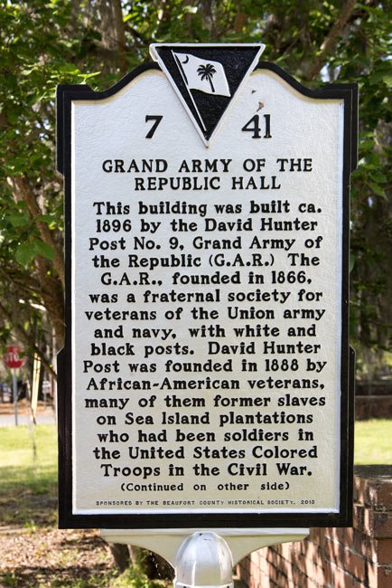 Grand Army Marker