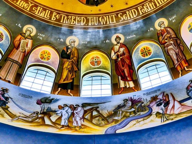 Greek Orthodox Columbia Iconography