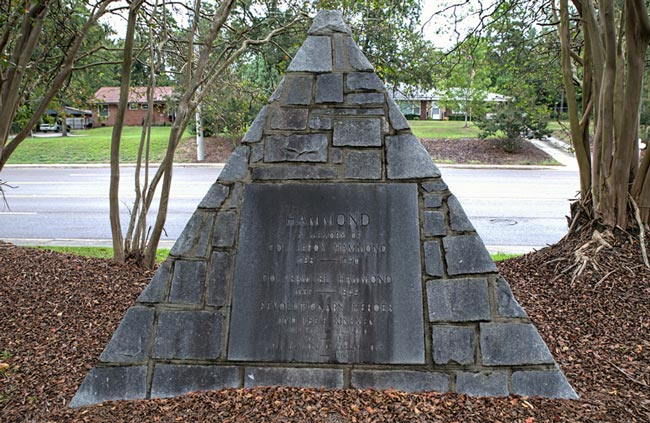 Hammond Family Memorial