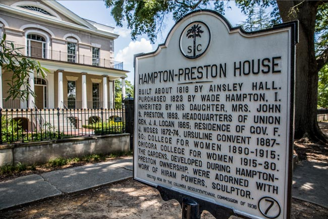 Hampton Preston Marker