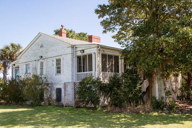 Harbor Master House Fort Johnson