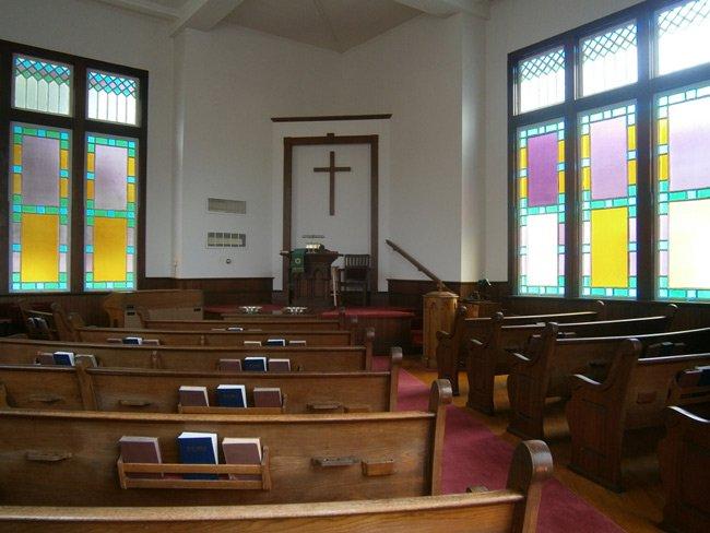 Harmony Presbyterian Crocketville