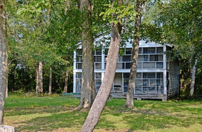 Hemingway Campground Dormitory