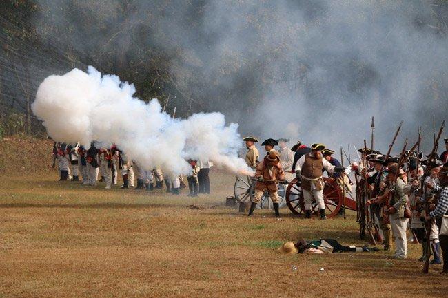 Historic Battle Camden