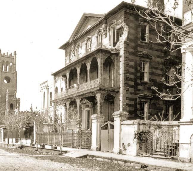 Historic John Rutledge House