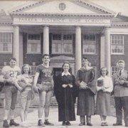 Historic Parker High SCchool