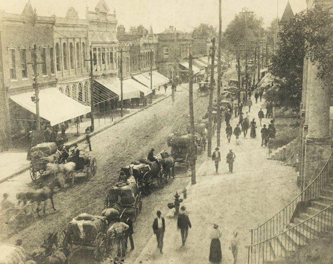 Historic Photo Downtown Sumter