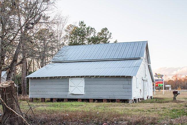 Holliday Farms Tenant Farm Barn