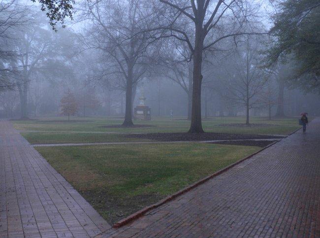 Horseshoe USC Campus