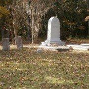 Isaac Hayne Grave